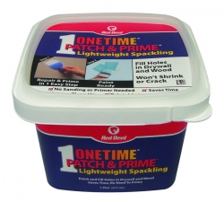 Onetime® Patch & Prime™ Lightweight Spackling
