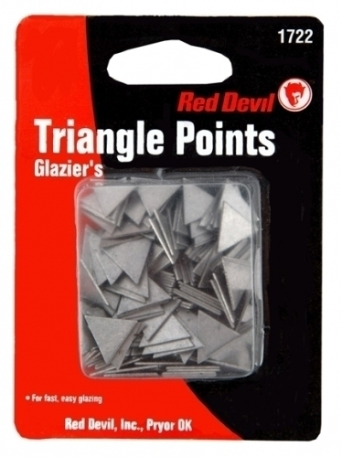how to use glazing points