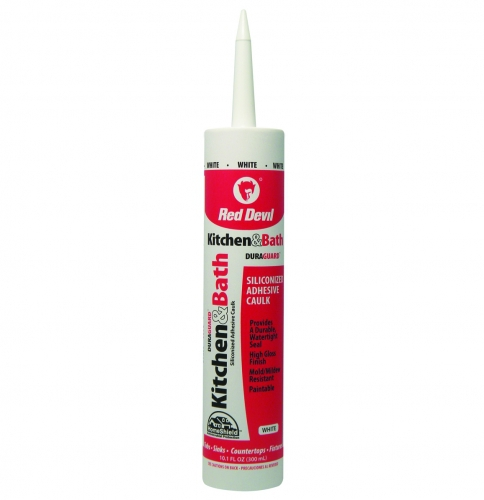 Lovely DuraGuard™ Kitchen & Bath Siliconized Acrylic Caulk White Modern - Beautiful siliconized acrylic caulk Minimalist