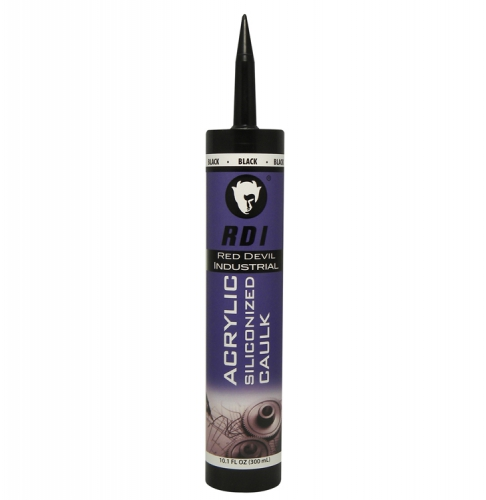 Rd Pro 174 Construction Grade Siliconized Acrylic Sealant Black
