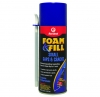 Foam & Fill® Small Gaps & Cracks Expanding Polyurethane Sealant, 12 fl.oz.