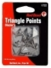 Glazing Triangle Points