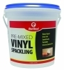 Pre-Mixed Vinyl Spackling Compound Case Pack (1 Gallon Tub)