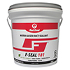 F-Seal® 181 Water Based Duct Sealant - 1 Gallon Tub (Gray)